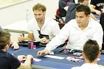 Celebrity poker tour v Pardubicích