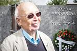 Architek nové podoby hrobky Miroslav Řepa
