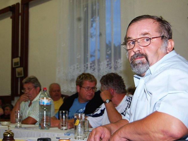 Nově zvolený dašický starosta Ladislav Racek