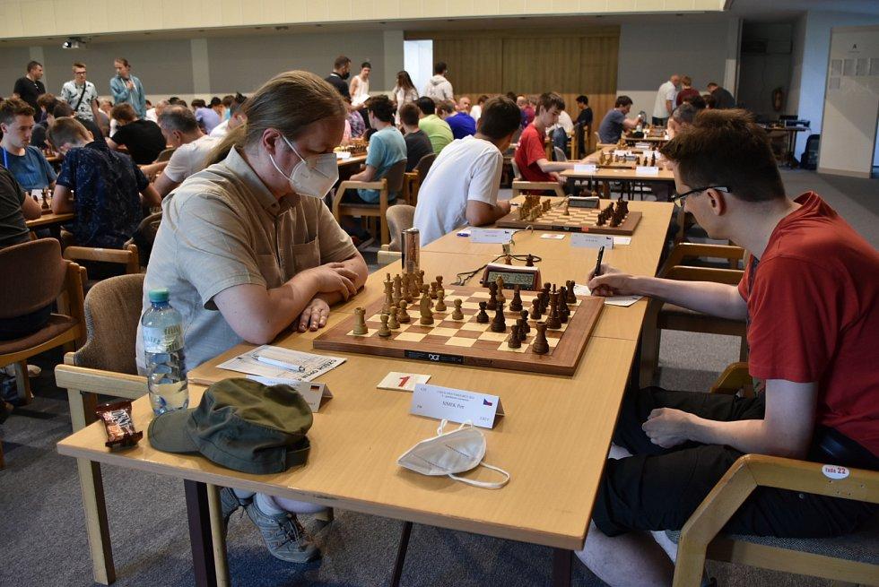 Turnajová jednička Liviu-Dieter Nisipeanu