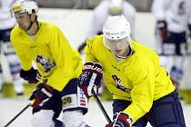 Pardubičtí hokejisté zahájili přípravu na ledě.