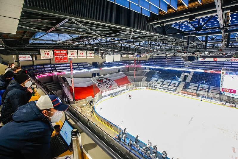 Dynamo Pardubice vs. Energie Karlovy Vary