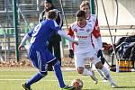 Fotbal - přípravné utkání: FK Pardubice - FC Velké Meziříčí