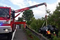 Nehoda mezi obcemi Opatovec a Svitavy