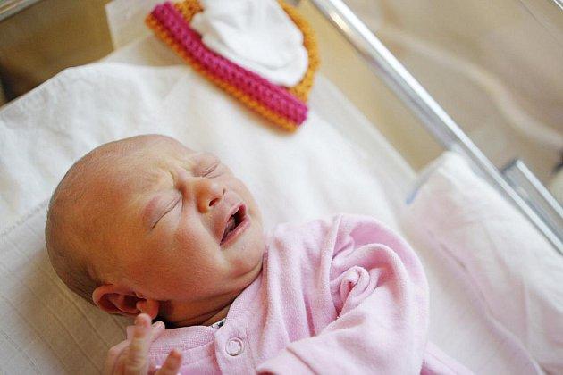 Laura Lapková se narodila 10. ledna v 13:40. Měřila 49 centimetrů a vážila 2680 gramů. Maminku Renatu u porodu podpořil tatínek Bohumil a rodina je z Chvaletic.