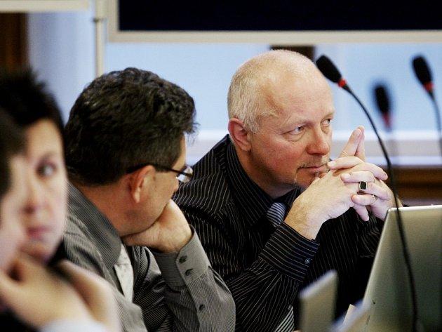 Zastupitel Milan Tichý je předsedou představenstva městského rozvojového fondu.