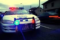 Městská policie Lázně Bohdaneč v akci