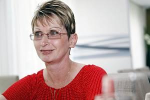 Jana Smetanová, ředitelka ZŠ Prodloužená v Pardubicích.
