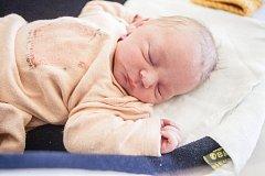 TEREZA FORMANOVÁ se narodila 7. července deset minut před půlnocí Aleně a Miroslavovi. Vážila 3,01 kilogramu a měřila 47 centimetrů. Doma v Pardubicích na sestřičku čeká Barbora (5).