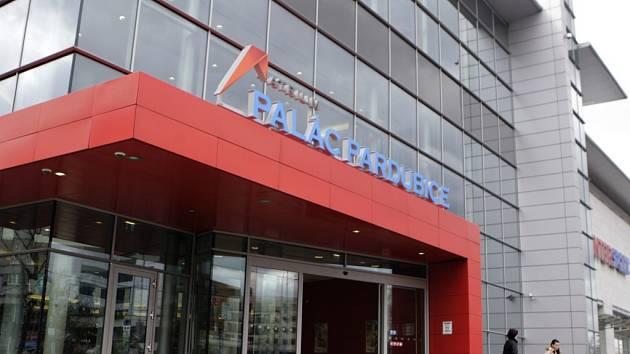 AFI Palác změnil název na Palác Pardubice