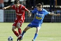 ČFL – předehrávka 34. kola:  FK Pardubice – FC Viktoria Plzeň B 3:0