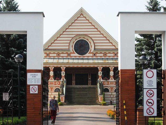 Pardubické krematorium