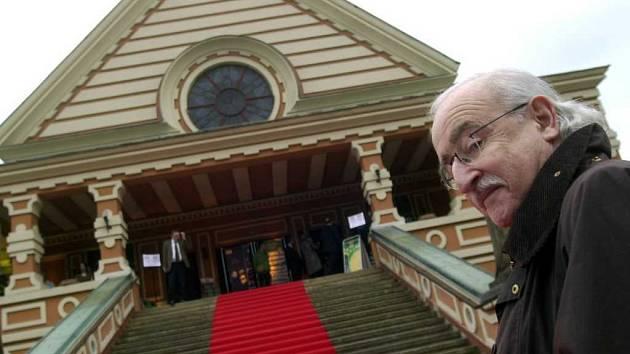 Juraj Herz zavítal při šestém ročníku Febiofestu na místo, kde natáčel Spalovače mrtvol