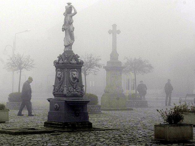 Pardubice trápí smog