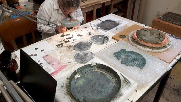 Unikátní bronzová situla je stará přes 3000 let