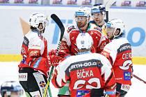 Hokejová Tipsport extraliga - 15. kolo: HC Dynamo Pardubice - PSG Berani Zlín