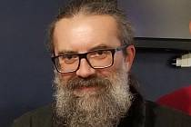 Psychiatr Petr Hejzlar.