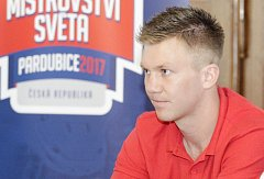 JAN BÍLÝ, hokejbalový útočník HBC Autosklo-H.A.K. Pardubice
