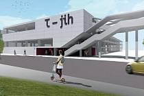 První podoba terminálu Jih počítá s 500 místy pro auta