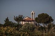 Expedice Crossing Cyprus 2017. Řecký kostelík.