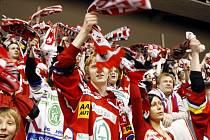 Pardubice fandí hokeji