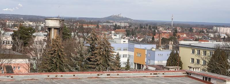 Krajská nemocnice Pardubice. Ilustrační foto.