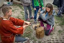V sobotu se v Pardubicích koná den archeologie.