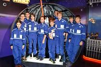 Finalisté soutěže Expedice Mars