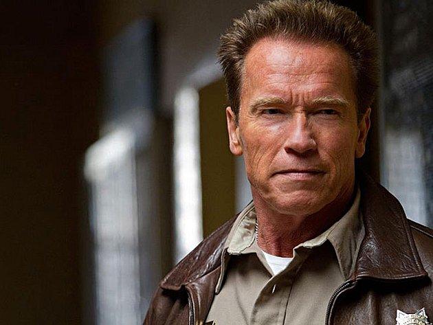 Konečná. A přijde i Arnold...