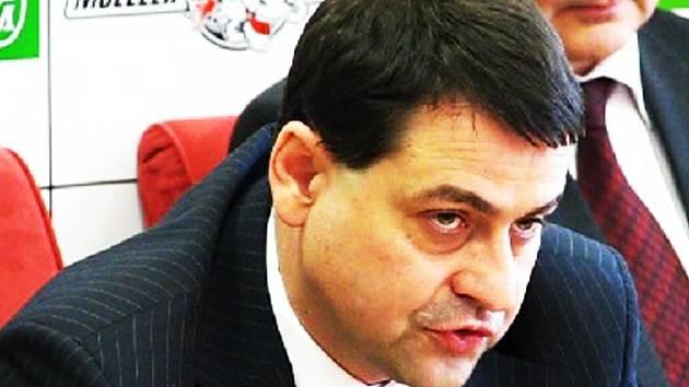 Zbyněk Kusý, generální manažer HC Moeller Pardubice