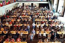 Šachy na mezinárodním festivalu Czech Open - pátek 13. 7.