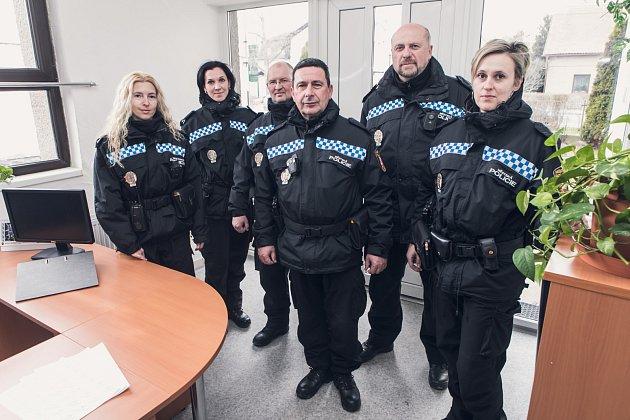Městská policie Pardubice