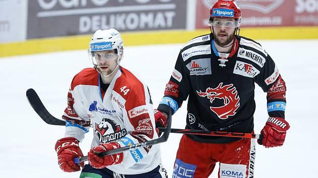 Hokejová extraliga - 37. kolo: Pardubice - Třinec