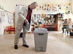 Krajské a senátní volby 2016