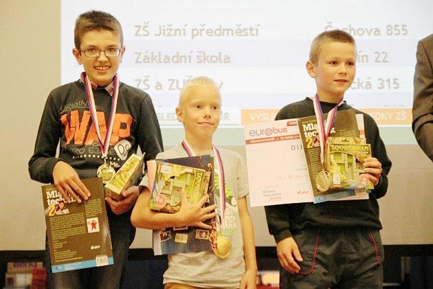 Žáci z dobřanské základky dokázali obhájit vítězství