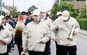 Hasiči v Horních Ředicích slavili 130 let založení sboru