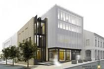 Knihovna podle architektky Soni Formanové.