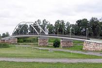 Vizualizace mostu ve Valech