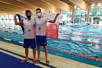 Po MS v ploutvovém plavání