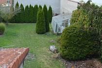Zařízení pro seniory vybuduje zahradu s altánem