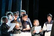 Východočeské divadlo Pardubice uvedlo premiéru autorské hry o Jakubu Janu Rybovi: Hej, Mistře!