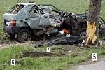 9. dubna 2010. Ranní nehoda si u Dašic vyžádala život devatenáctileté spolujezdkyně. Řidič vyvázl pouze s lehkými zraněními.