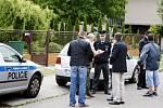 Exekutoři vstoupili do domu manželů Nesládkových, k dohodě mezi účastníky sporu nedošlo
