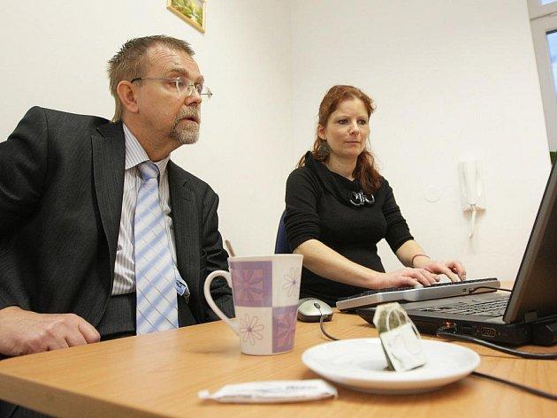 Hostem online rozhovoru byl hejtman Radko Martínek