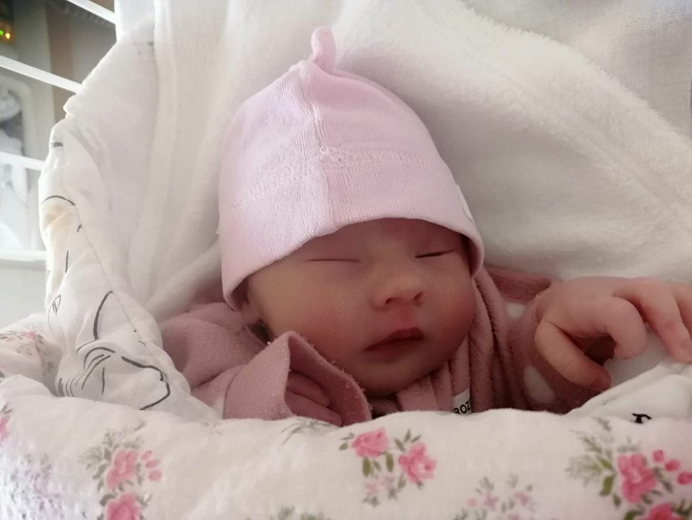 Ilona Secká se narodila 9. 4. 2021 ve 12.31 hodin. Vážila 2420 g a měřila 45 cm. Velikou radost udělala mamince Janě a tatínkovi Ondřejovi. Doma ve Velké Stříteži se na Ilonku těšila pětiletá sestřička Petra.