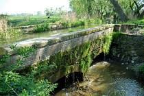 Sezemický akvadukt je v dezolátním stavu