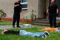 Dva čtrnáctiletí zloději s lupem daleko neutekli