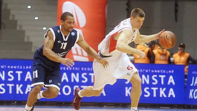 ČEZ Basketbal Nymburk – GasTerra Flames Groningen 93:60