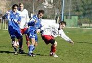 Slovan Pardubice – Dvůr Králové 2:5