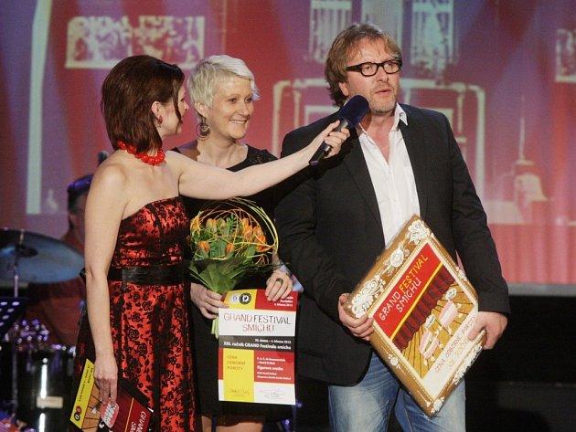 David Drábek jako režisér nejúspěšnější inscenace XIII. Grand Festivalu smíchu - Figarova svatba